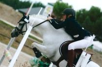 Adagio - Finale CCJPS 6 ans C 2016 - Sologn'Pony août 2016 (photo Maindru)